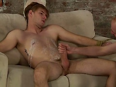 Painfully Horny Cum Theft! - Jaxon Radoc And Kieron Knight, Added: 2017-01-21, Duration: 10:04