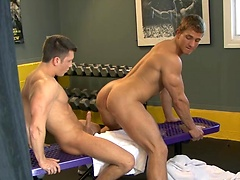 On The Set - Marcus Mojo & Joey Soto, Added: 2012-05-17, Duration: 2:00