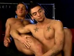 Marcus and Johnny are playing together in this dark dungeon., Added: 2012-08-02, Duration: 2:00