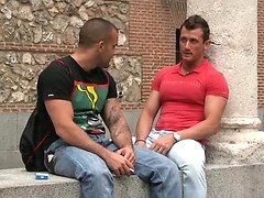 Madrid. Muscle men oral sex., Added: 2012-09-14, Duration: 0:59