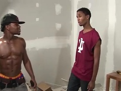 Chase Carter and Dejuan Diamond fucking, Added: 2012-11-28, Duration: 1:11