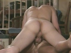 These guys slip  their tongues deep inside each other's assholes!, Added: 2013-09-27, Duration: 3:01