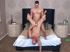 Cameron & Bryce: Bareback, Added: 2014-05-06, Duration: 1:25