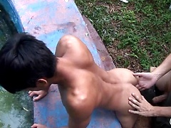 Unruly gay boy getting anal punishment, Added: 2015-10-15, Duration: 3:05