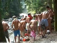 Just For Fun - muscled twinks orgy, Added: 2011-12-19, Duration: 0:50
